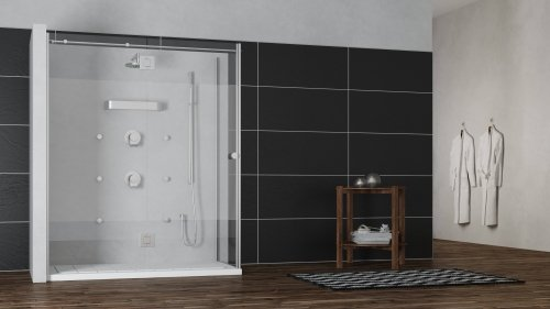 Edinburgh Tiling Services Luxury Wet Room