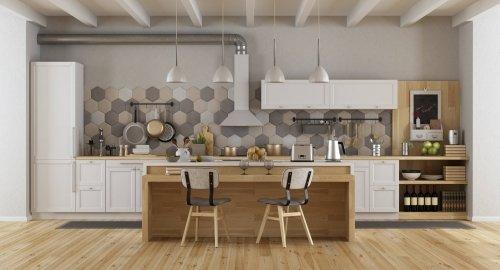 Stockbridge Tiling patterned tiles
